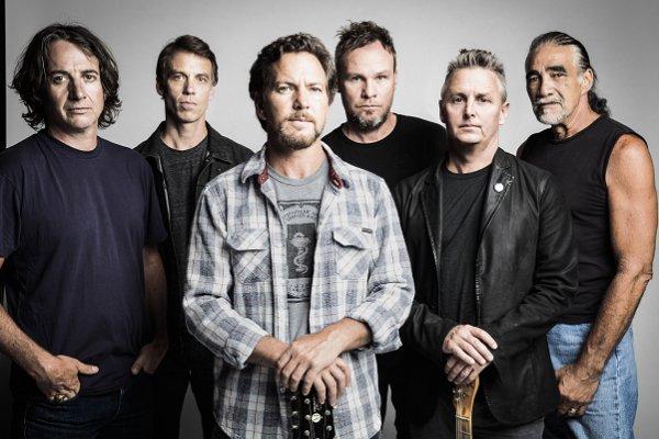 """Pearl Jam anuncia la llegada de """"Gigaton"""", su nuevo álbum y gira"""